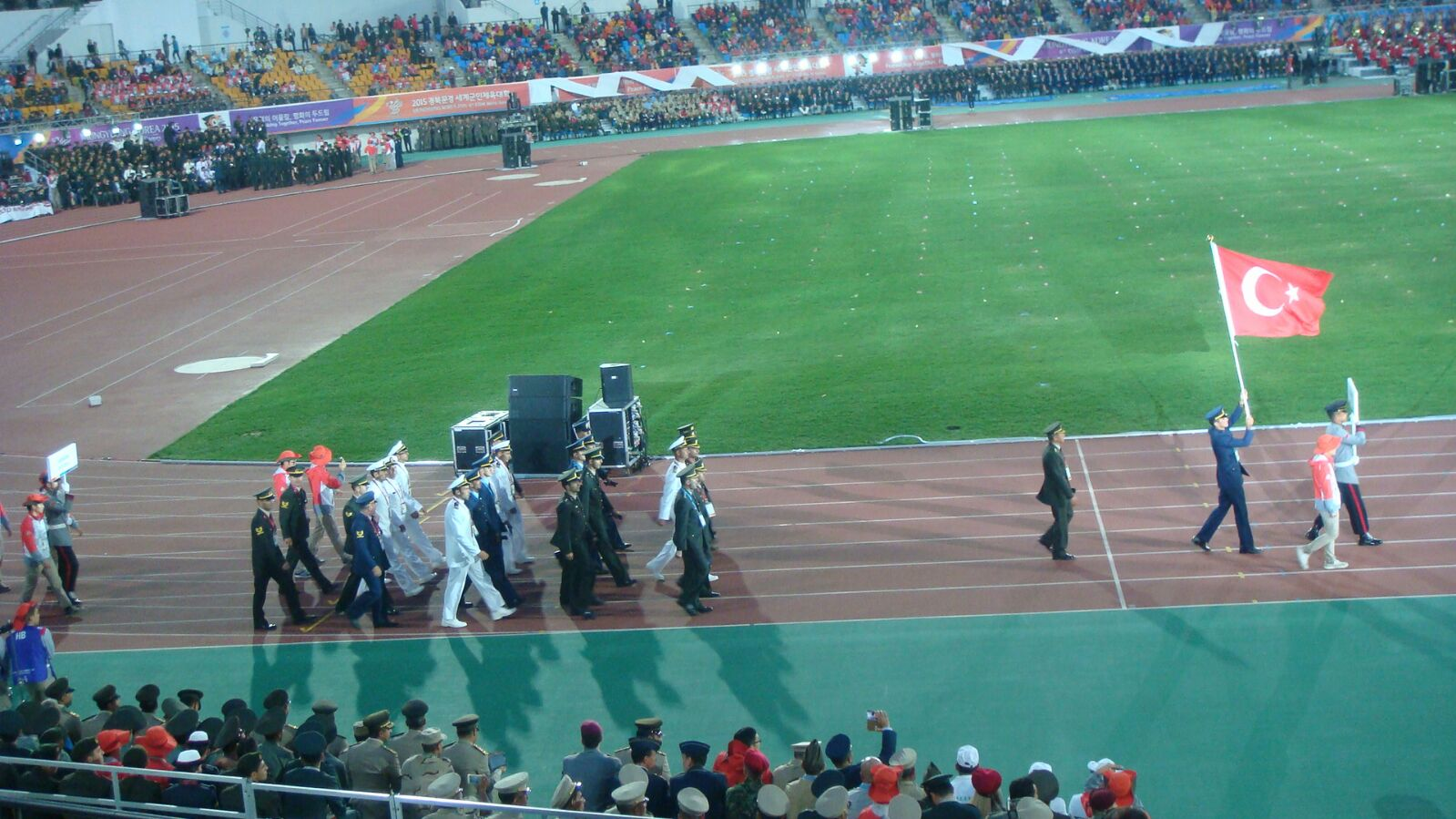 Olimpik Sporcumuz Yusuf DİKEÇ Askeri Oyunlarda Şampiyon Oldu...