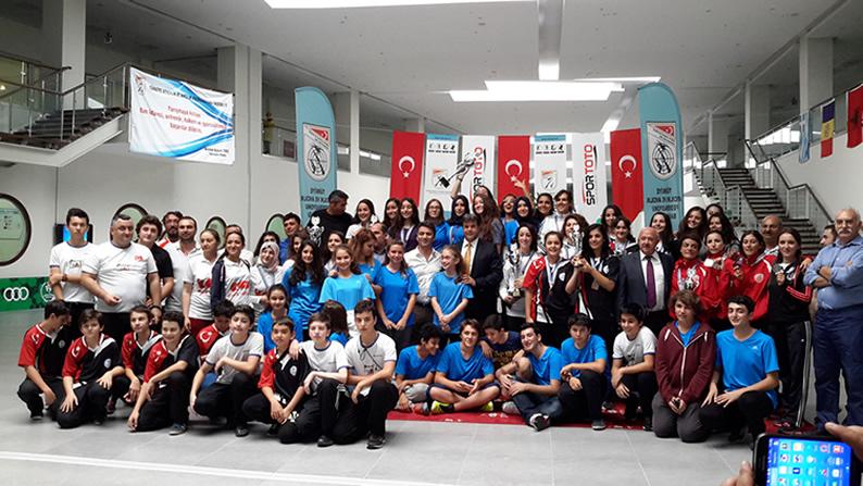 Havalı ve Ateşli Silahlar Türkiye Şampiyonası tamamlandı..